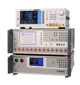 6365+6913+7605 Motor tester solution (Photo courtesy of Microtest)