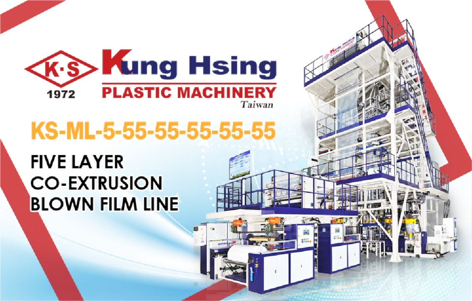 Kung Hsing Plastic Machinery's New Plant to Bolster Production</h1>