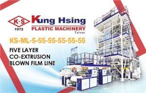 Kung Hsing Plastic Machinery's New Plant to Bolster Production</h2>