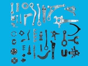 金鍛生產的鍛造產品。金鍛/提供