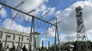 高雄路北變電所匯流排故障,導致興達電廠四部機組跳脫,引發多個縣市停電。圖檔來源:聯合報系資料照