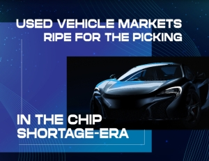 Used vehicle markets ripe for the picking in the chip shortage-era</h2>