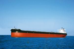 圖為慧洋旗下海岬型船舶。圖檔來玵:本報系資料庫
