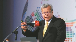 CSC chairman Wong Chao-tung. UDN File photo