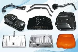 立昌提供一系列高品質汽車供油產品。蕭永樂/攝影