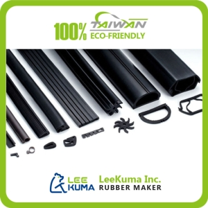 Taiwanese professional supplier LeeKuma offers tailor-made rubber parts</h2>