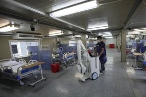 北京政府傳出對醫院發出指引,要求X光等醫療設備的國產化比率。 美聯社