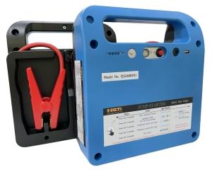12V/24V Auto-sensing jump-starter