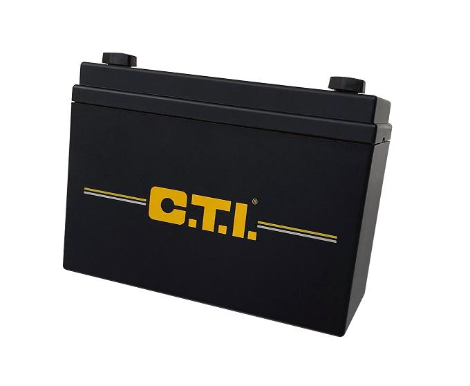 12V/4Ah (UL 1973 certification) storage backup battery