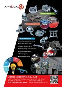 Aprisa molds top-tier zinc and aluminum-alloy die-cast products for automotive AM</h2>