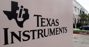 美國半導體大廠德州儀器(TI)。圖檔來源:聯合報系/美聯社