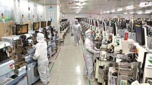 經濟部統計處昨(19)日公布今年第2季製造業產值為3.9兆元。圖檔來源:聯合報系資料照