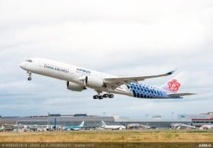 上海浦東機場疫情擴大,空運拉警報,航空雙雄迎來轉單。聯合報系資料照
