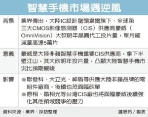 陸IC設計龍頭砍單 撼動台廠</h2>