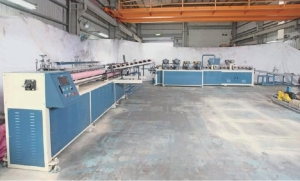 Career Industry supplies paper-tube, yarn-core making machines and peripheral processing equipment</h2>