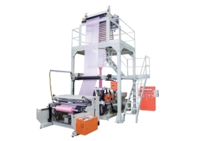 Kang Chyau makes plastic processing machineries: bag-making, plastic inflation, and plastic recycling</h2>