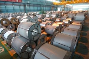 鋼原料示意圖。圖檔來源:聯合報系/中鋼提供