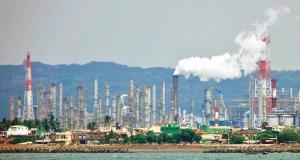 台灣製造業示意圖。
