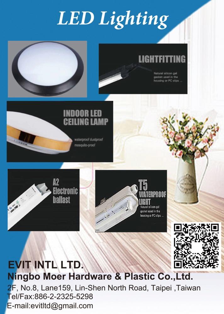 CENS Lighting EVIT INTERNATIONAL LTD.
