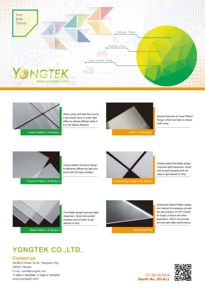 CENS Lighting YONGTEK CO., LTD.
