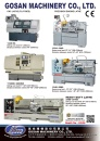 Taipei Int'l Machine Tool Show GOSAN MACHINERY CO., LTD.