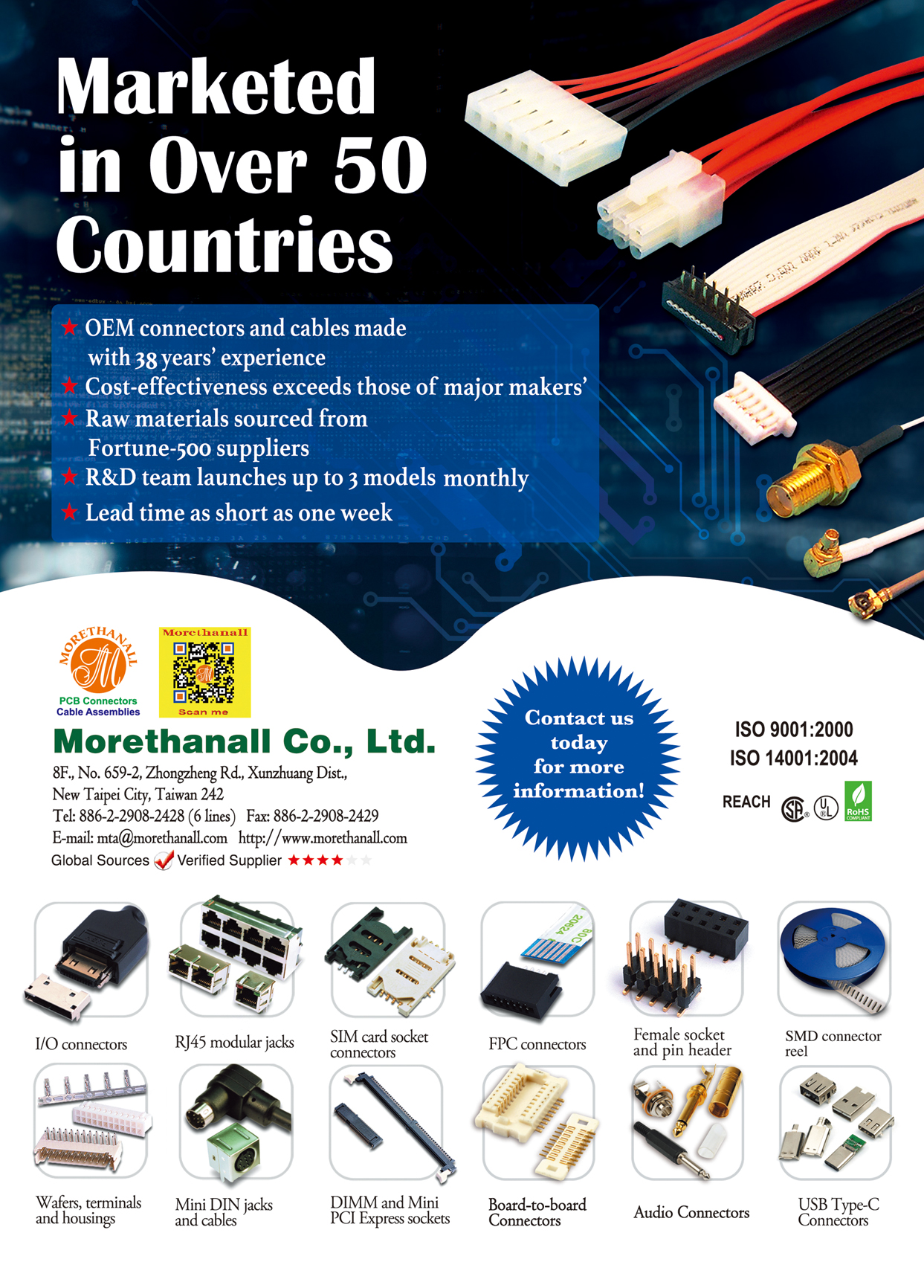 Taipei Int'l Electronics Show MORETHANALL CO., LTD.