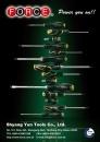 Cens.com Guidebook to Taiwan Hand Tools AD SHYANG YUN TOOLS CO., LTD.