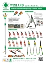 Cens.com Guidebook to Taiwan Hand Tools AD WINLAND GARDEN TOOLS CO., LTD.