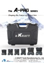 Cens.com Guidebook to Taiwan Hand Tools AD A-KRAFT TOOLS MANUFACTURING CO., LTD.