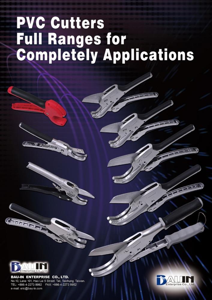Guidebook to Taiwan Hand Tools BAU-IN ENTERPRISE CO., LTD.