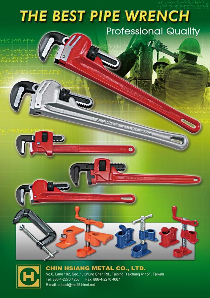 Guidebook to Taiwan Hand Tools CHIN HSIANG METAL CO., LTD.