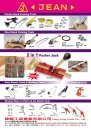 Guidebook to Taiwan Hand Tools FENG JUNG TOOLS CO., LTD.JEAN INDUSTRIAL CO.
