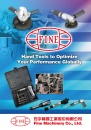 Guidebook to Taiwan Hand Tools FINE MACHINERY CO., LTD.