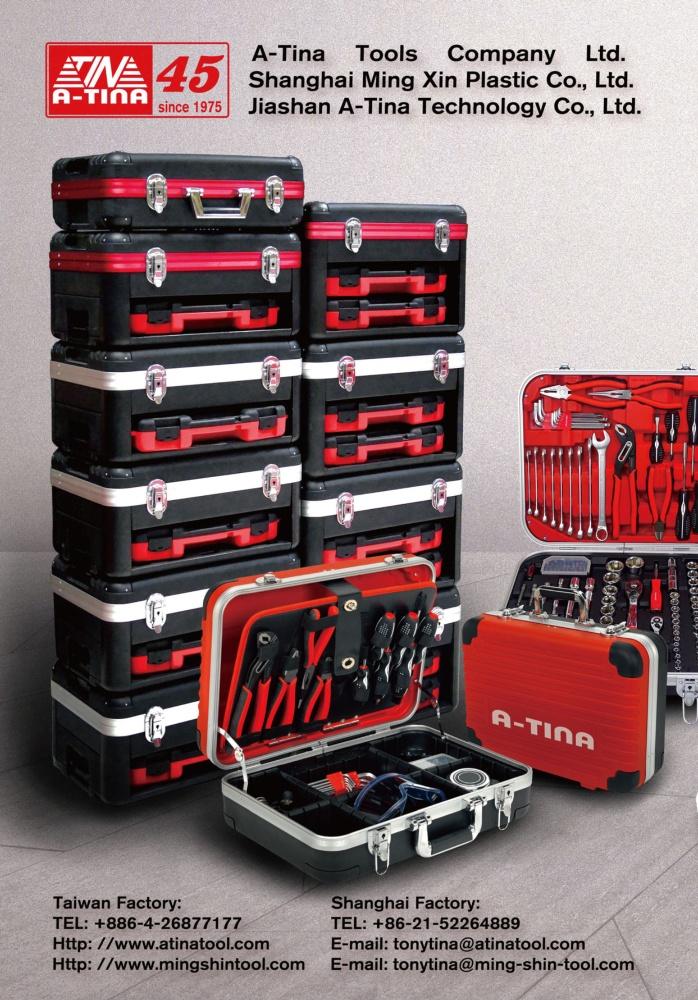 Taiwan Hand Tools A-TINA TOOLS COMPANY LTD.