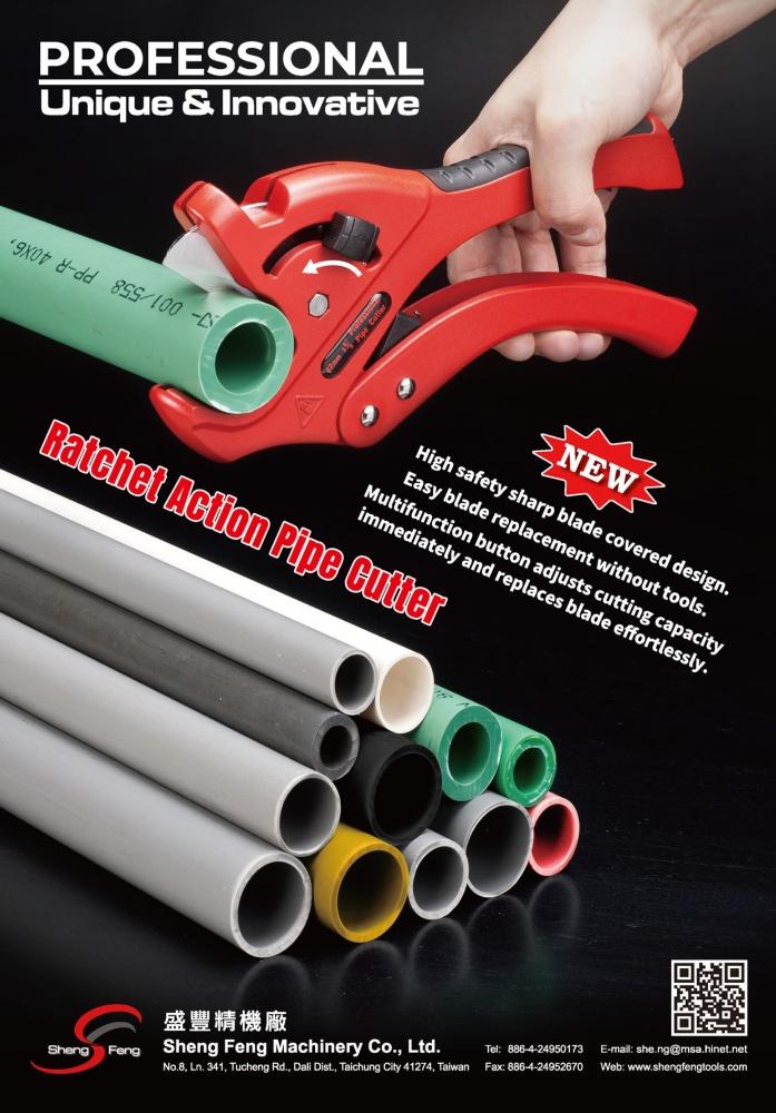 Taiwan Hand Tools SHENG FENG MACHINERY CO., LTD.