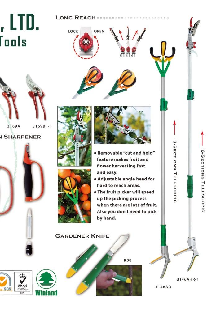 Taiwan Hand Tools WINLAND GARDEN TOOLS CO., LTD.
