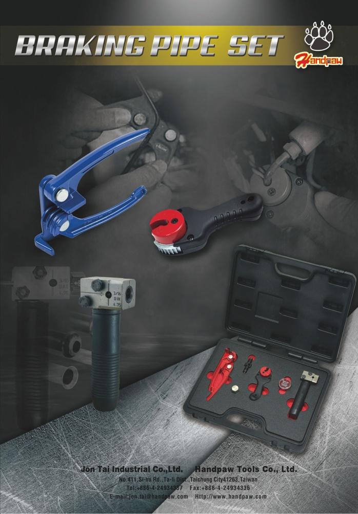 Taiwan Hand Tools JON TAI INDUSTRIAL CO., LTD.HANDPAW TOOLS CO., LTD.