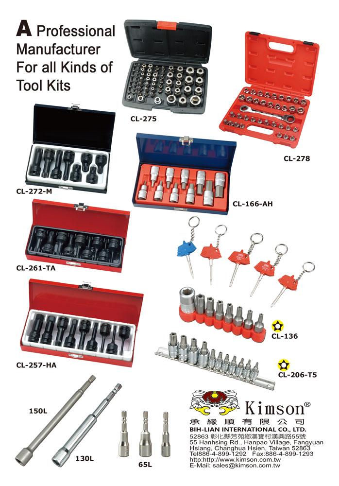 Taiwan Hand Tools CHERNG LIAN MACHINERY ENTERPRISE CO., LTD.