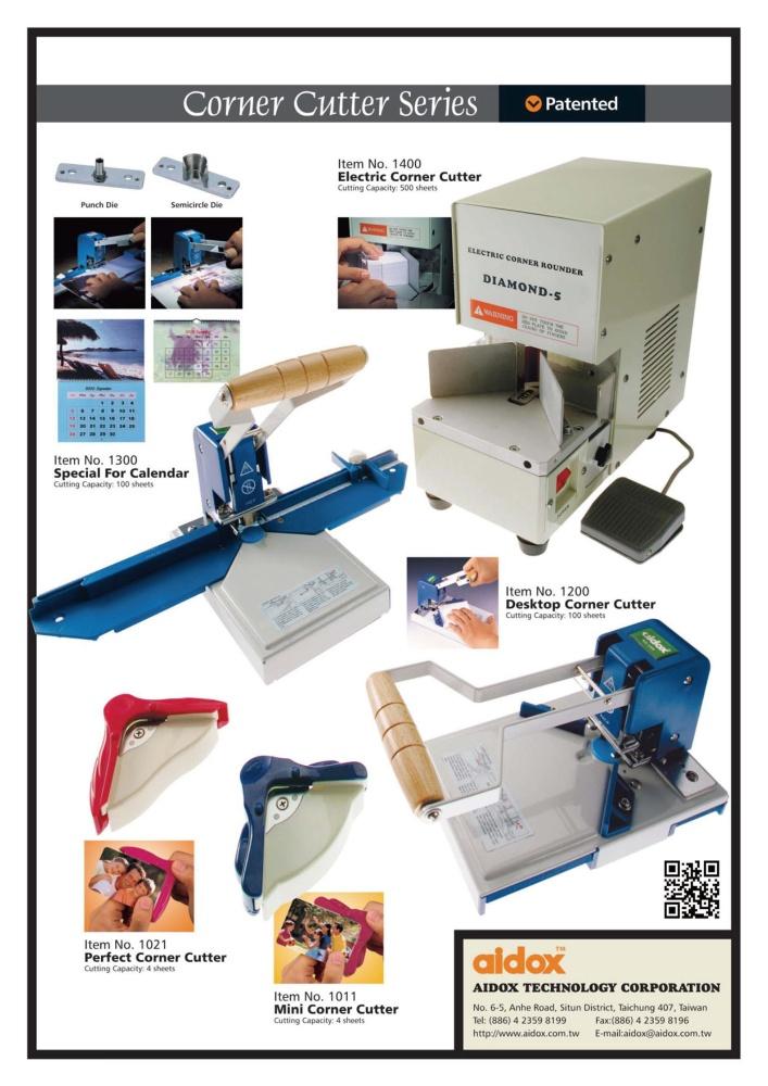 Taiwan Hand Tools AIDOX TECHNOLOGY CORPORATION
