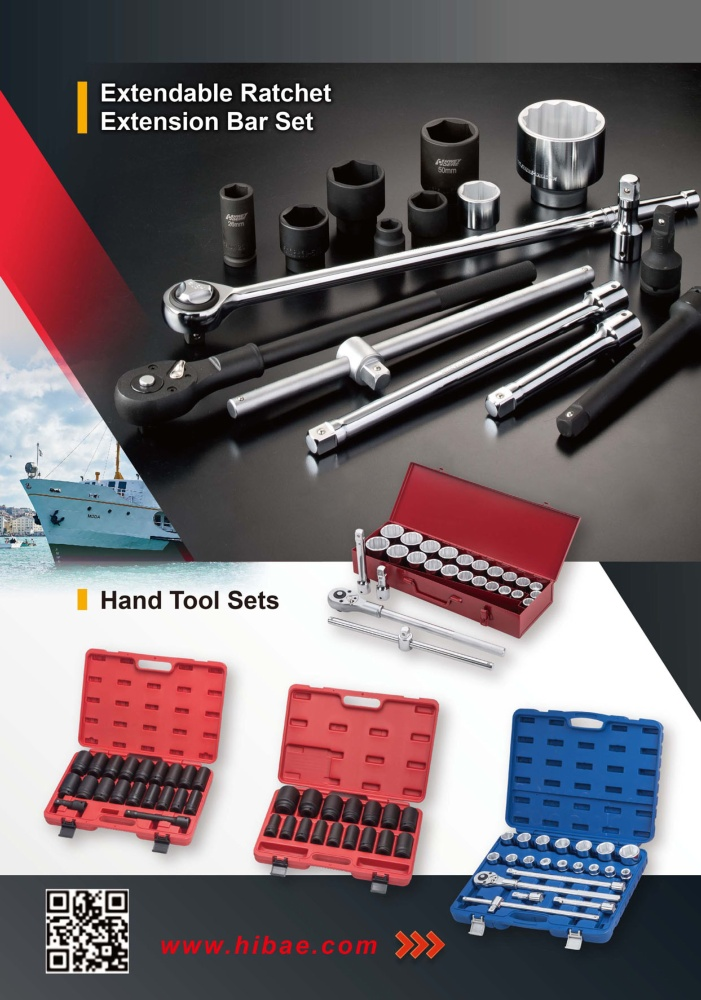Taiwan Hand Tools HWEY DER INDUSTRIAL CO., LTD.