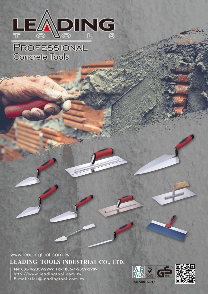 Taiwan Hand Tools LEADING TOOLS INDUSTRIAL CO., LTD.