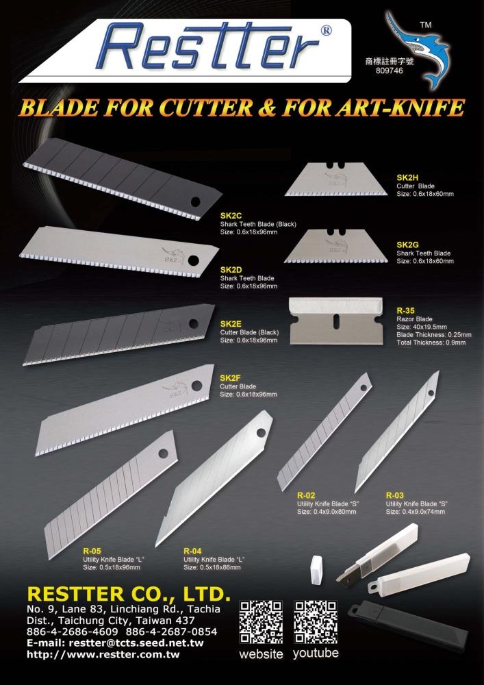 Taiwan Hand Tools RESTTER CO., LTD.