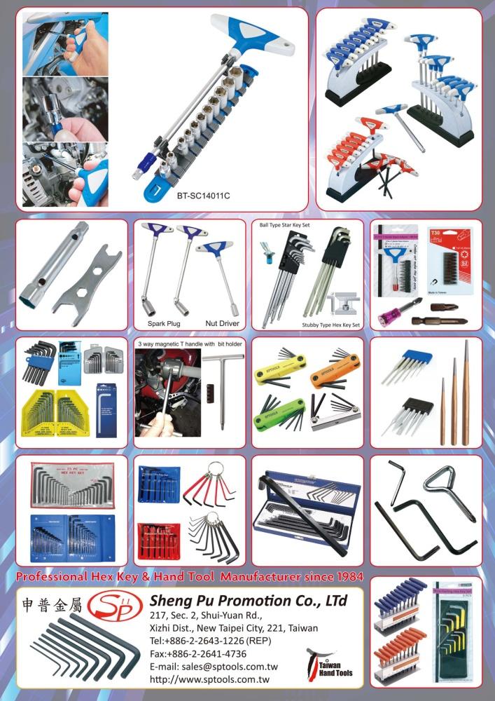 Taiwan Hand Tools SHENG PU PROMOTION CO., LTD.