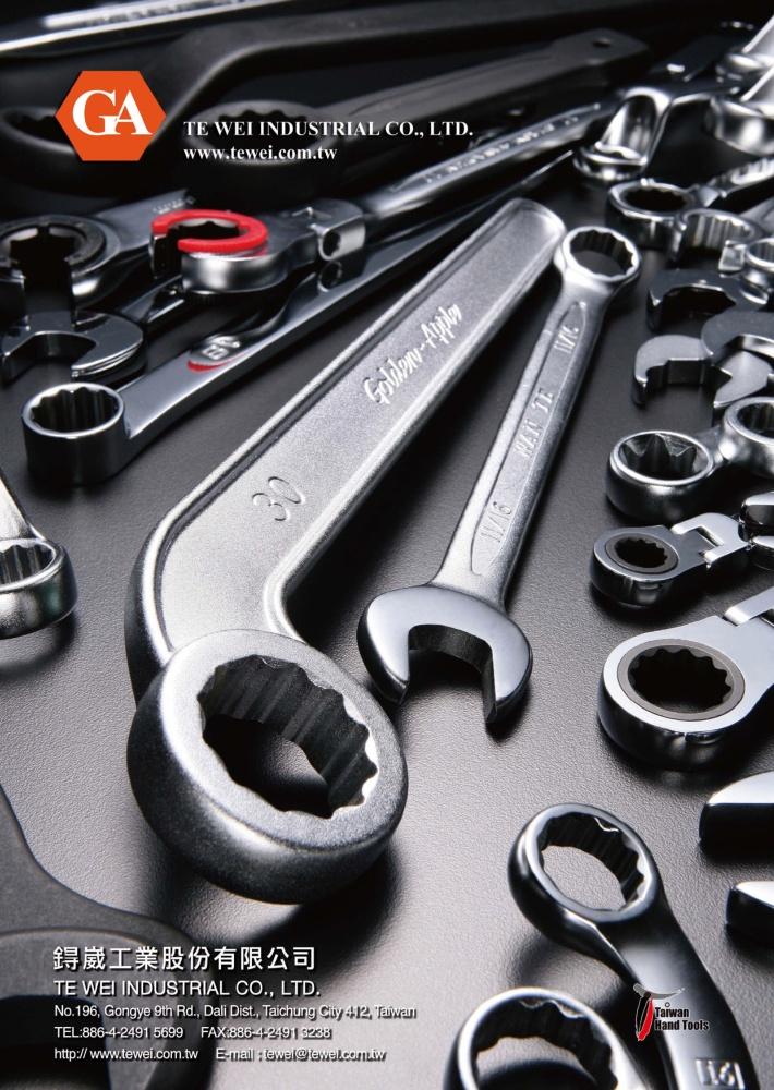 Taiwan Hand Tools TE WEI INDUSTRIAL CO., LTD.