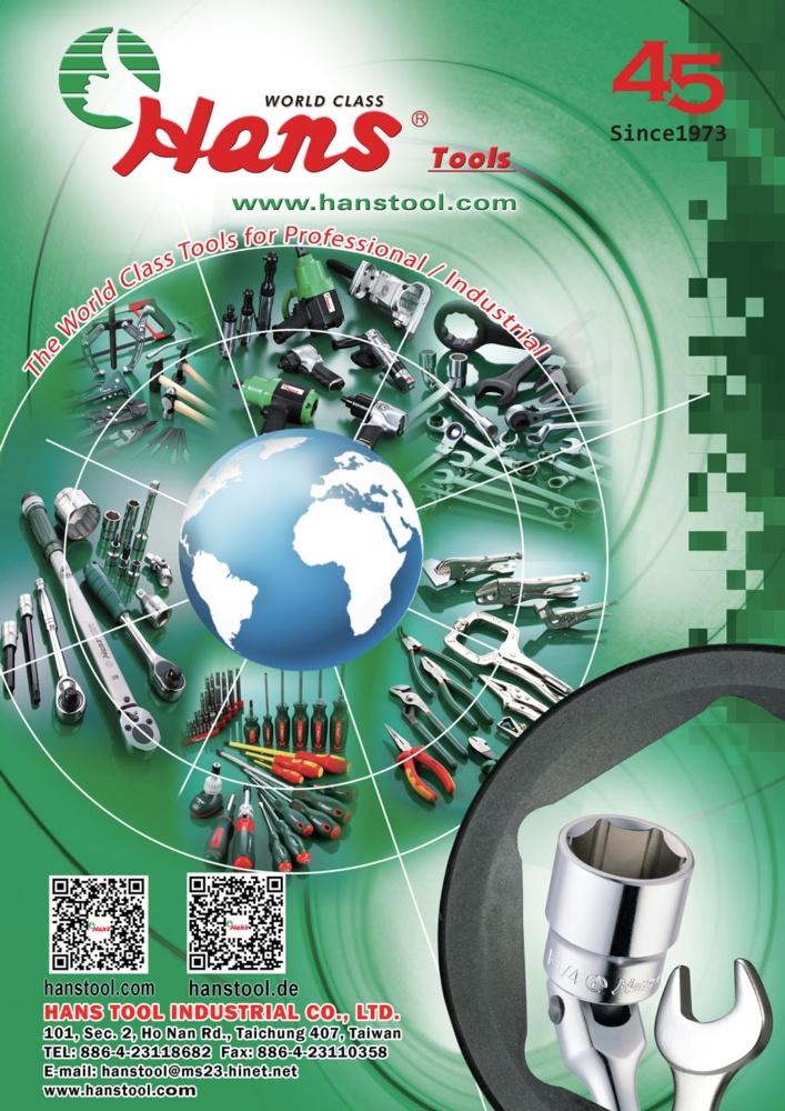 Taiwan Machinery HANS TOOL INDUSTRIAL CO., LTD.