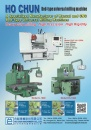 Taiwan Machinery HO CHUN MACHINERY CO., LTD.
