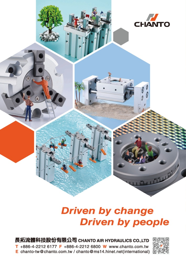 Taiwan Machinery CHANTO AIR HYDRAULICS CO., LTD.