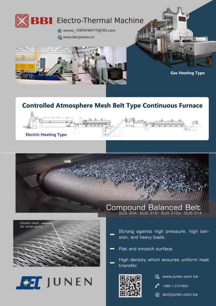 Taiwan Machinery JUN-EN ENTERPRISE CORP.