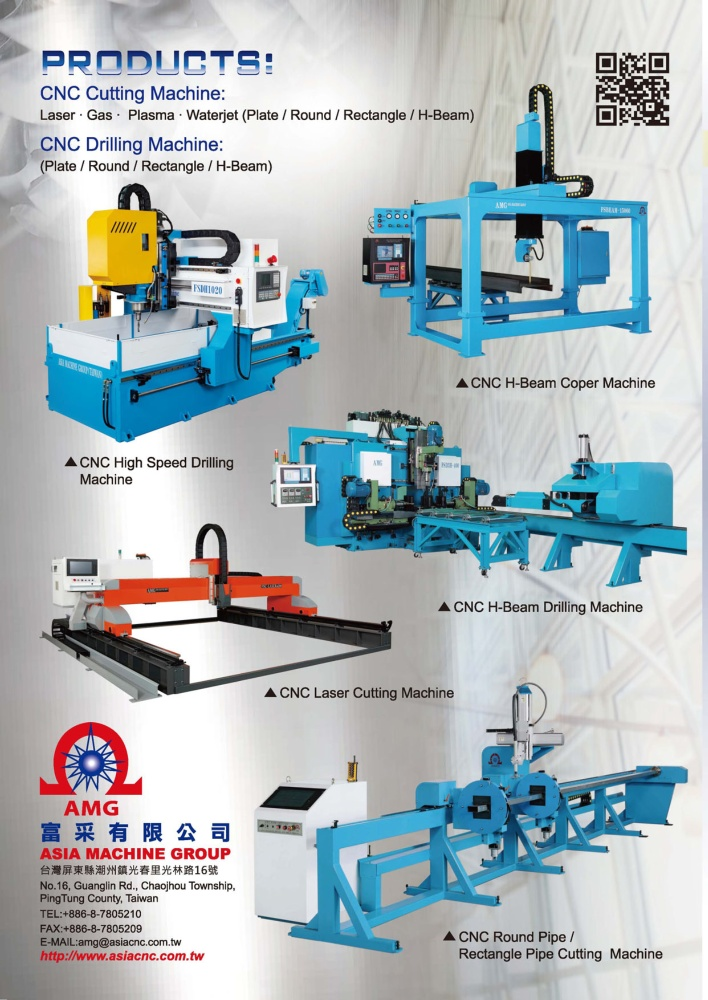Taiwan Machinery ASIA MACHINE GROUP