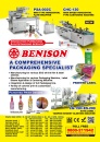 Cens.com Who Makes Machinery in Taiwan AD BENISON & CO., LTD.